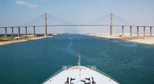 Awarie w Kanale Sueskim nie są rzadkością