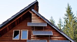 Panele słoneczne na prywatnych domach za unijne fundusze