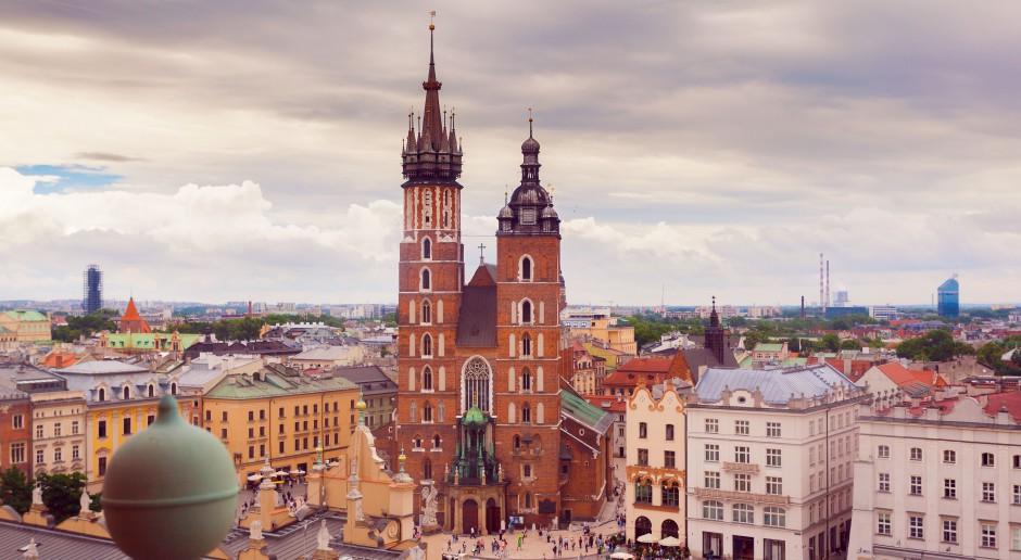 Zakaz palenia węglem w Krakowie wchodzi w życie
