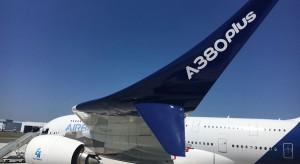 Airbus ujawnia plan modernizacji samolotu pasażerskiego A380