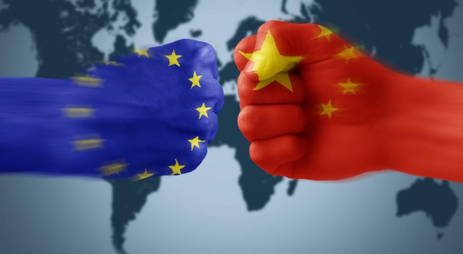 Chiny zaniepokojone planami UE dotyczącymi zagranicznych inwestycji