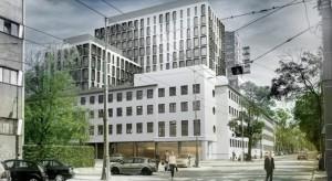 Budimex wybuduje biurowiec, a później przeniesie tam swoją siedzibę