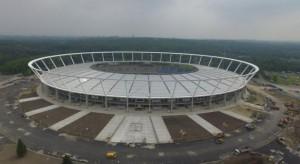 Zbliża się finisz prac wokół Stadionu Śląskiego