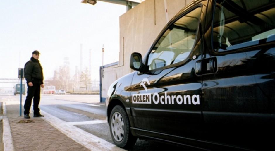 Orlen Ochrona z grupy PKN Orlen wymienia specjalistyczne pojazdy