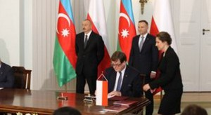 Umowa o transporcie kolejowym między Polską a Azerbejdżanem