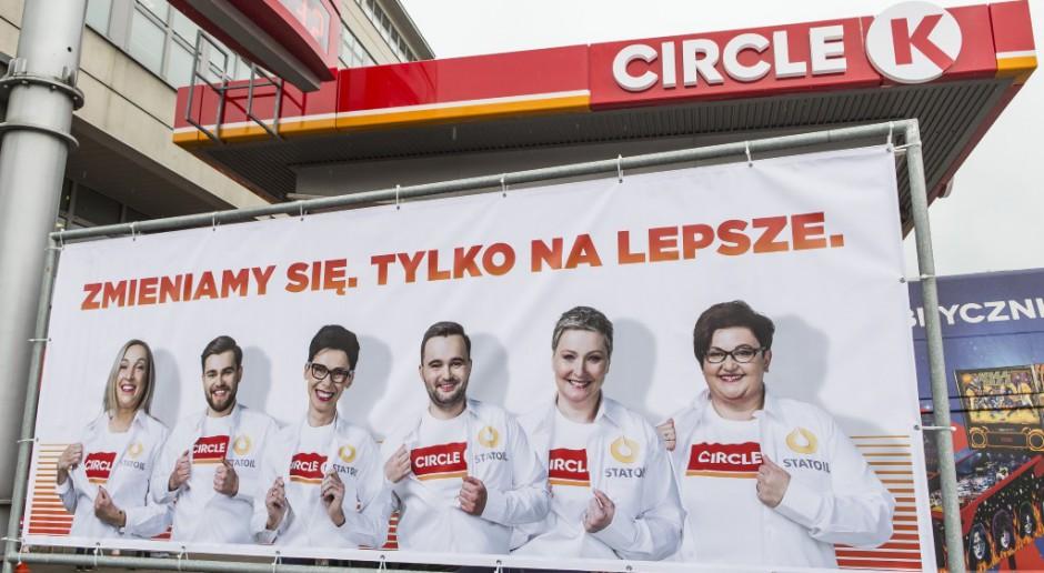 Wszystkie byłe stacje Statoil w Warszawie już w barwach Circle K