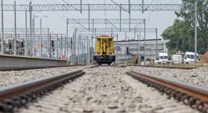 ZUE wygrało przetarg na kolejową wylotówkę z Warszawy