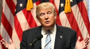 Niezapowiedziana wizyta Donalda Trumpa w bazie Ramstein