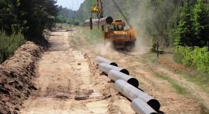 Jest decyzja środowiskowa dla bardzo ważnego gazociągu