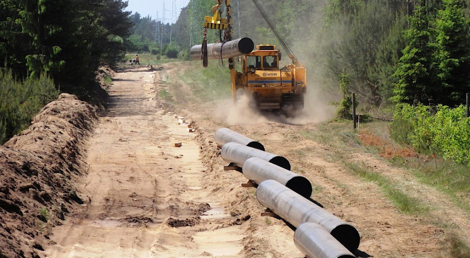 """Ekspert: Ukraina powinna stać się gazowym """"bankiem centralnym"""" dla Unii"""