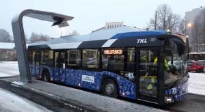 Polskie stacje ładowania do elektrycznych autobusów w Szwecji