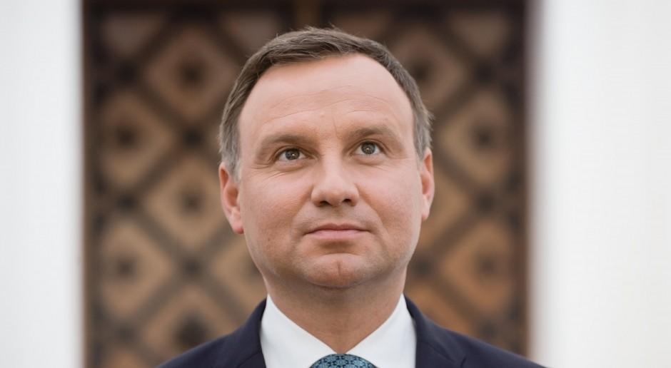 Andrzej Duda liczy na współpracę z USA w energetyce