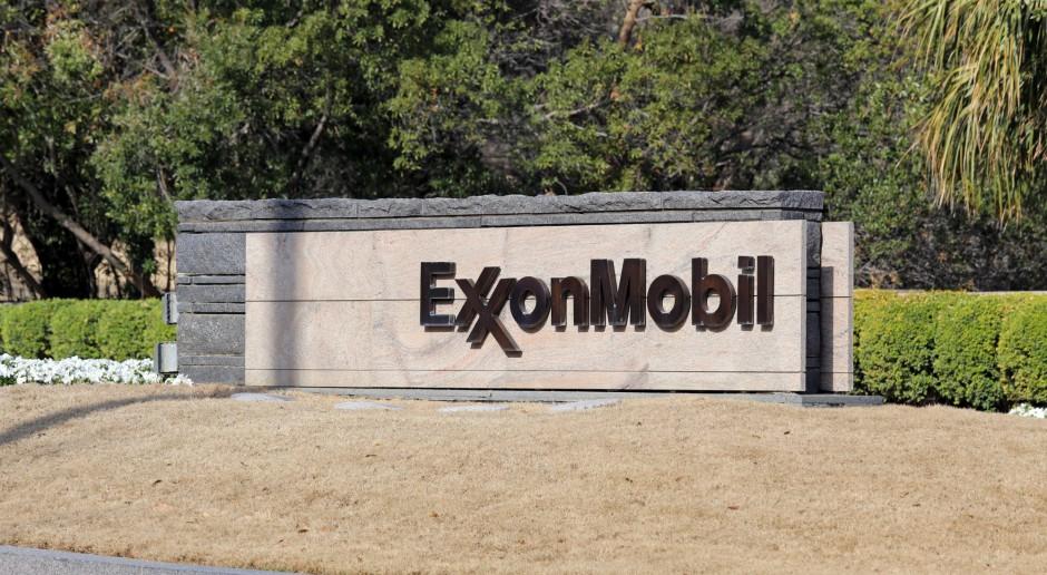 Exxon wypada z zestawienia Dow Jones