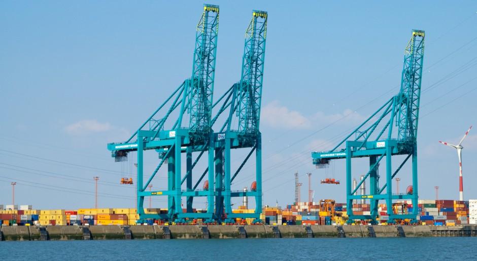Dobre wyniki portu w Antwerpii