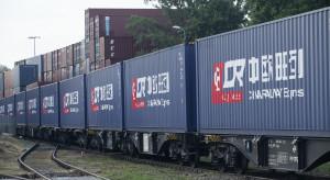 Tajemniczy pociąg z Chin do Warszawy