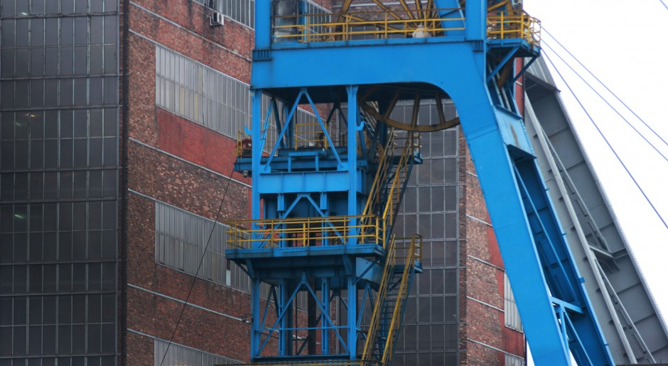 Niegroźny wypadek w kopalni Piast-Ziemowit, Ruch Ziemowit