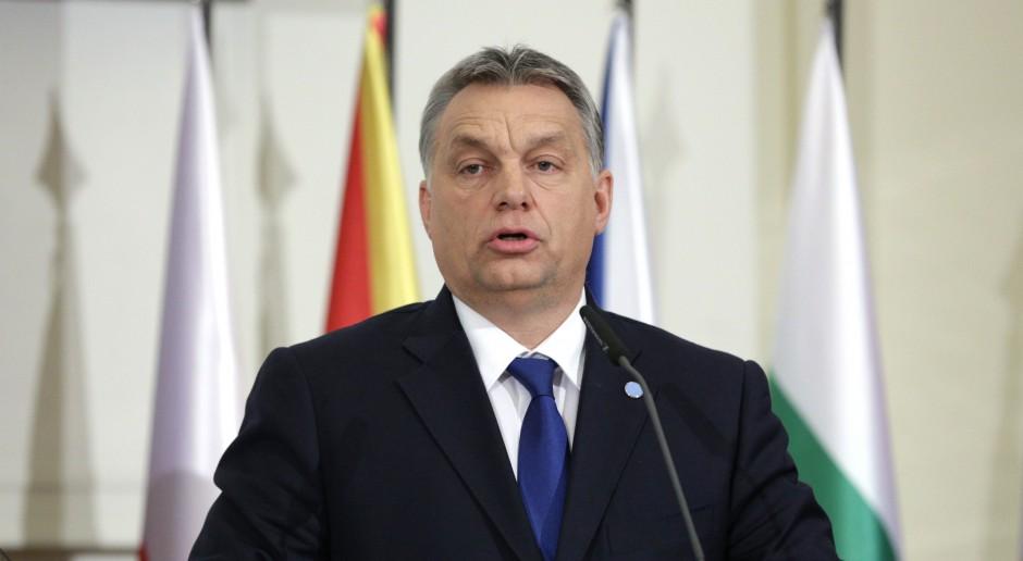 Węgry: Orban za ustąpieniem wiceszefowej KE Jourovej