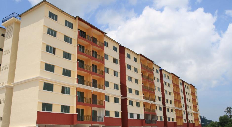 Idą spadki na rynku nieruchomości Europy Środkowo-Wschodniej