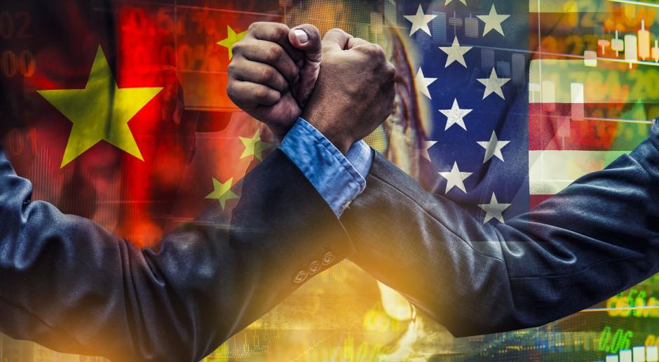 Chiny z kolejnym rekordem nadwyżki w bilansie handlowym z USA