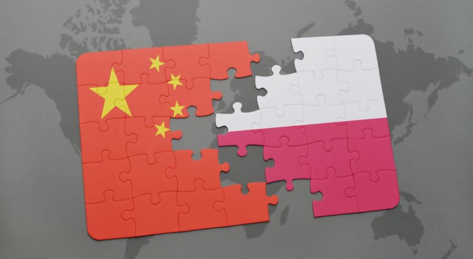 Duży wzrost polskiego eksportu do Chin