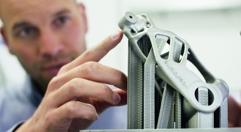 Voestalpine rozszerza drukowanie 3D