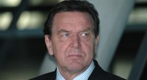 SPD ma kłopot z karierą Schroedera w rosyjskich firmach