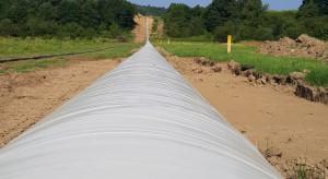 Umowa na duży gazociąg podpisana