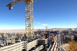 700 mln dol. dla chilijskiej kopalni KGHM