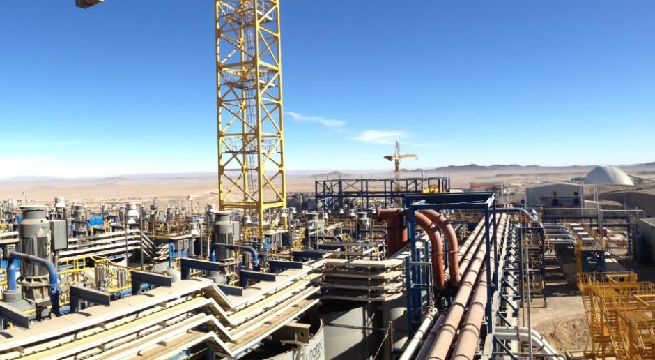 Kredyt odnawialny dla chilijskiej kopalni KGHM