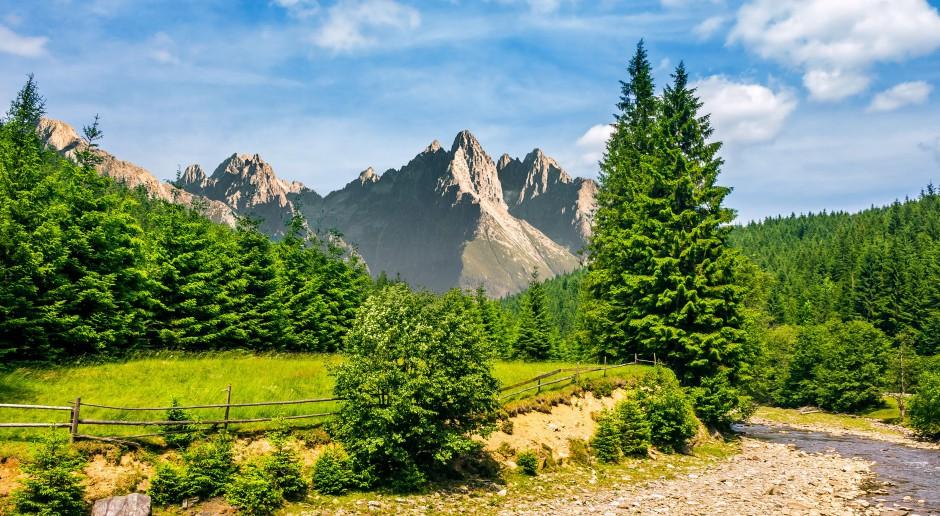 Tatry najczęściej wybierane na wakacje w górach