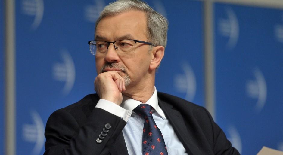 Jerzy Kwieciński: polska gospodarka jest w dobrej kondycji