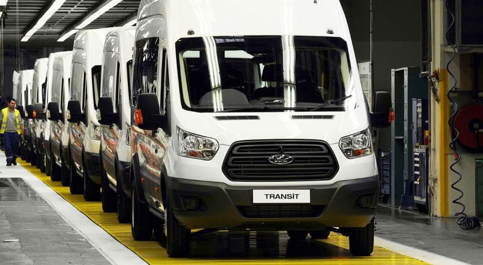 Hybrydowy Ford Transit przyjedzie z Turcji