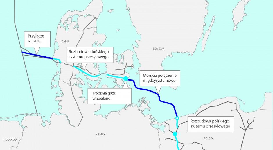 Zielone światło dla Baltic Pipe! PGNiG chce gazu z Norwegii za 8,1 mld zł
