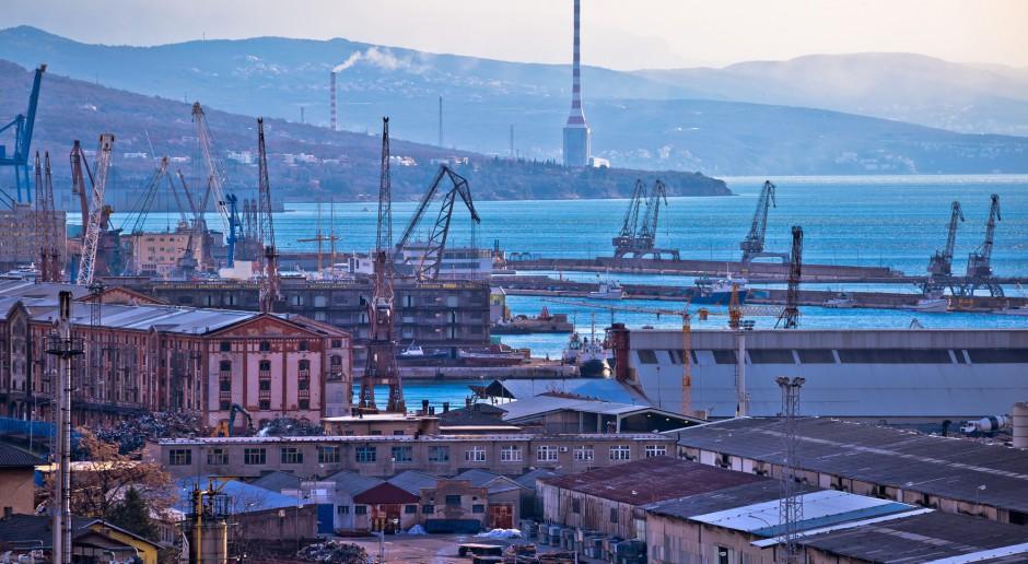 Chorwaci kupili złoże gazu od Włochów