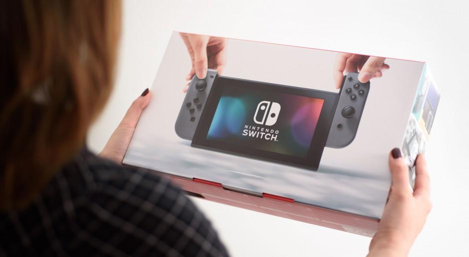 Jesienią premiera mniejszej wersji Nintendo Switch