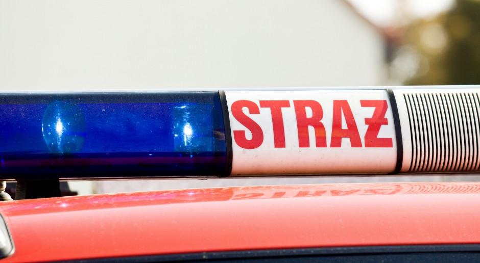 Dwie osoby ranne w wybuchu w Kędzierzynie-Koźlu