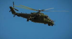 Rosyjski śmigłowiec bojowy zestrzelony w Armenii