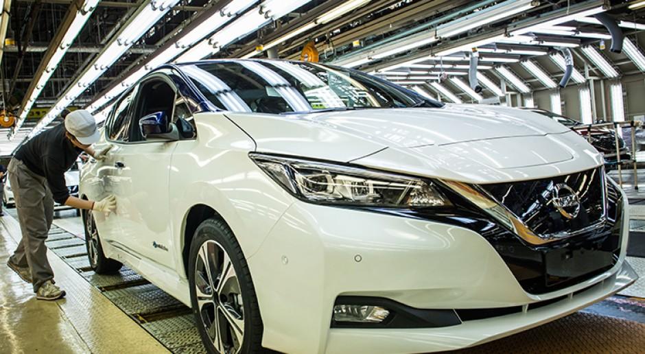 Nissan chce zwiększyć trzykrotnie sprzedaż Leafa
