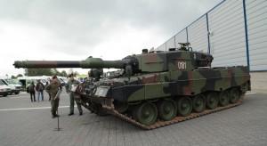 Polska firma może już modernizować niemieckie czołgi