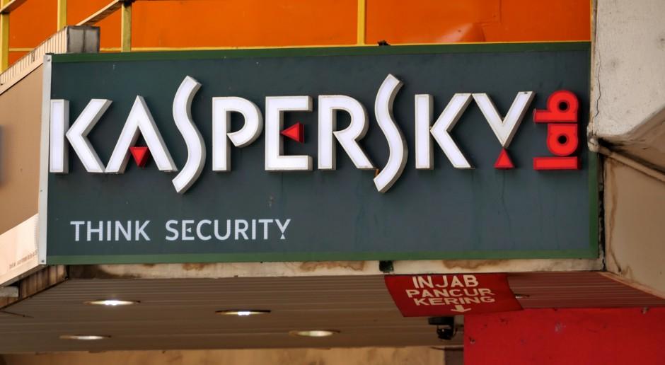 Kaspersky Lab posłużył za narzędzie kradzieży?