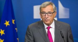 Juncker ostrzega przed skutkami napięć handlowych USA-Chiny