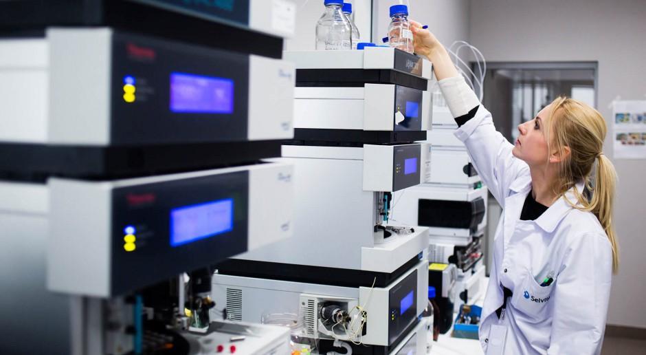 Spółka biotechnologiczna otrzyma od Ministerstwa Rozwoju 33 mln zł