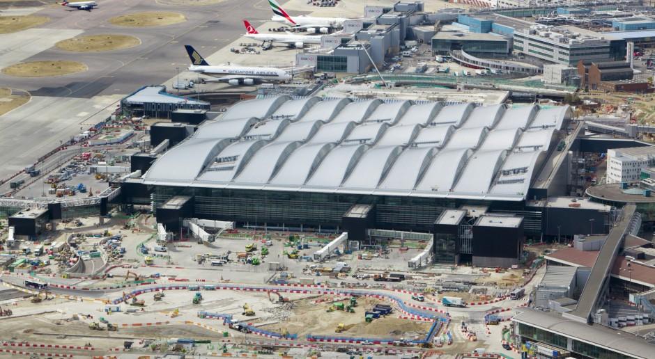 Heathrow przestrogą dla Centralnego Portu Komunikacyjnego