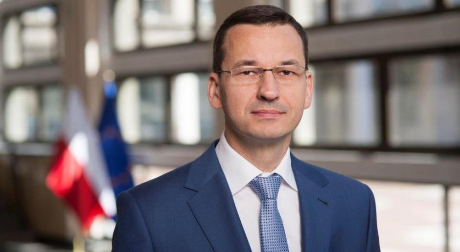 Mateusz Morawiecki: KE, PE i Rada UE powinny niezwłocznie zająć się Paradise Papers