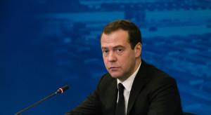 Miedwiediew liczy na nową Komisję Europejską