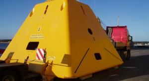 Polska firma wybuduje elementy wież wiatrowych w Wielkiej Brytanii