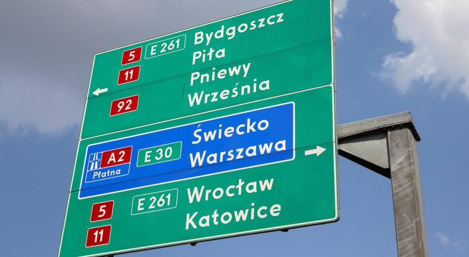 Prokuratura wszczęła śledztwo ws. A2 i Autostrady Wielkopolskiej