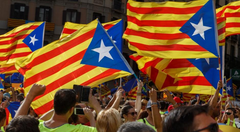 Premier Hiszpanii spotkał się z szefem rządu Katalonii