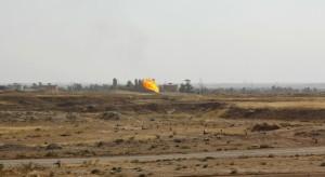 Demonstranci w Iraku zamknęli pole naftowe