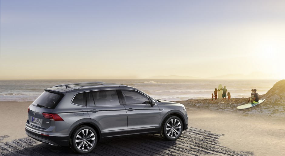 Akcja serwisowa Volkswagena - nawet 700 tys. SUV-ów do naprawy